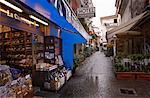 Street Scene in Northern Italy