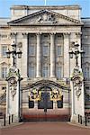 Buckingham Palace, Londres, Angleterre