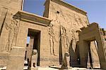 Temple de Philae, Assouan, Égypte