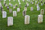 Cemetery Hill, cimetière National de Gettysburg, Pennsylvanie, Etats-Unis
