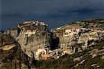 Monasteries in Mountains, Trikala, Greece