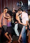 People in Dance Club