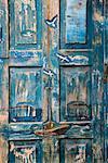 Door, Mykonos Town, Mykonos, Greece