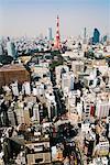 Skyline, Tokyo, Japan