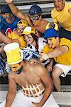 Fans bei sportlichen Ereignis