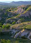 Valley in Goreme, Cappadoccia, Turkey