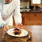 Chef, préparation des repas