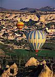 Luftballons, Göreme, Kappadokien, Türkei