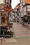 Street Scene, Hamelin, Germany