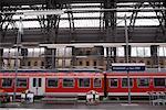 Frankfurt am Main Train Station, Germany