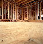 clip-board sub-flooring