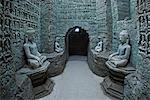 Kothaung-Tempel, Mrauk U, Myanmar