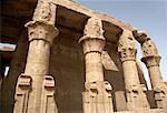 Temple d'Horus, Edfou, Egypte