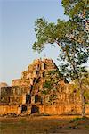 Temple de Prasat Thom, Koh Ker, Cambodge