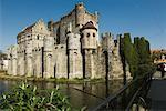Château de Gravensteen, Gand, Belgique