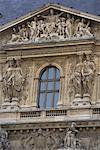 Bâtiment, Paris, France