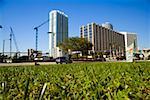 Buildings in a city, Miami, Florida, USA