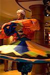 Whirling Dervish Dancer, Luxor, Egypt