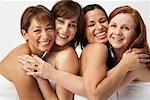 Women at Health Spa
