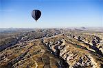 Hot Air Balloon, Goreme Valley, Cappadocia, Turkey