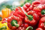 Nahaufnahme der Peppers