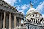 The Capital Building, Washington DC, USA