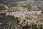 Village, Audalucia, Espagne
