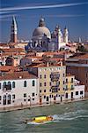 Vue d'ensemble de Venise, Italie