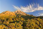 Mont Egmont, North Island, Nouvelle-Zélande