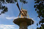 Windmill, Zeeland, Netherlands