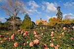 Government Gardens, Rotorua Museum of Art and History, Rotorua, New Zealand