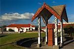 Ohinemutu, Rotorua, New Zealand