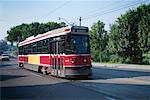 Streetcar, Toronto, Ontario, Canada
