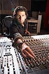 Technicien en Studio d'enregistrement
