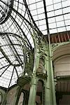 Intérieur du Grand Palais, Paris, France