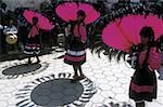 Bolivia, Quillacollo, festivity of Madonna of Urcupina, traditional Beni dances