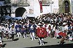 Bolivia, Quillacollo, Virgin of Urcupina festival