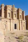 Jordan, Petra, el Deir