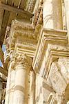 Jordan, Jerash, arch of Hadrian