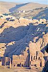 Jordan, Petra, Nabatean tombs