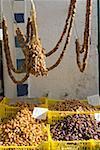 Tunisie, Tozeur, central du marché, dates