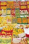 Tunisia, Tozeur, central market, fruits