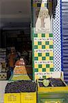 Souk Tunisie, Tunis, olives