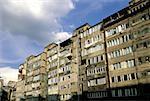 Armenia, Yerevan, modern dwellings