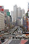 Quart de Japon, Tokyo, Shinjuku, Tokyo Metropolitan Government Building