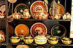 Atelier de poterie de Plovdiv, la Bulgarie,
