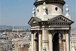 Hungary, Budapest, Saint Stephen's Basilica, detail