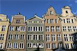 Poland, Gdansk, Dluga Street