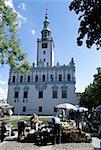 Hôtel de ville de Pologne, Chelmno,