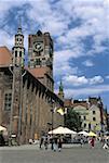 Hôtel de ville de Torun, Pologne